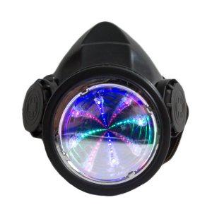 Glow gask mask